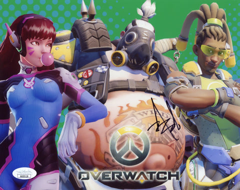 Josh Petersdorf Overwatch 8x10 Photo Signed Autograph JSA Certified COA Auto