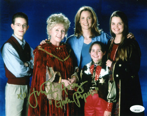Judith Hoag Halloweentown 8x10 Photo Signed Autograph JSA Certified COA Auto