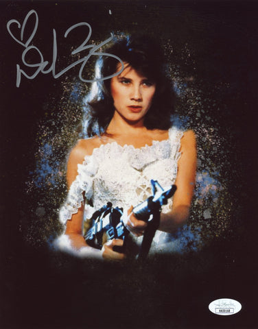 Daphne Zuniga Spaceballs 8x10 Photo Signed Autographed JSA Certified COA
