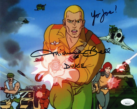 Michael Bell GI Joe 8x10 Photo Signed Autograph JSA Certified COA Auto
