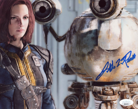 Stephen Russell Fallout 4 8x10 Photo Signed Autographed JSA Certified COA