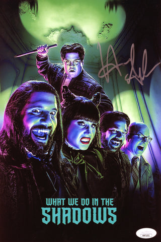 Harvey Guillen What We Do In The Shadows 8x10 Photo Signed Autograph JSA Certified COA Auto