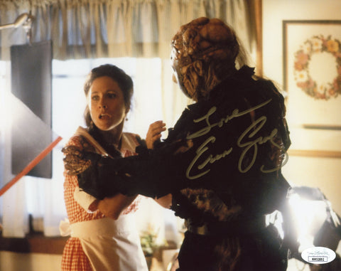 Erin Gray Friday the 13th 8x10 Photo Signed Autographed JSA Certified COA