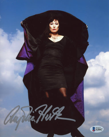 Anjelica Huston The Witches 8x10 Photo Signed Autograph Beckett Certified COA Auto
