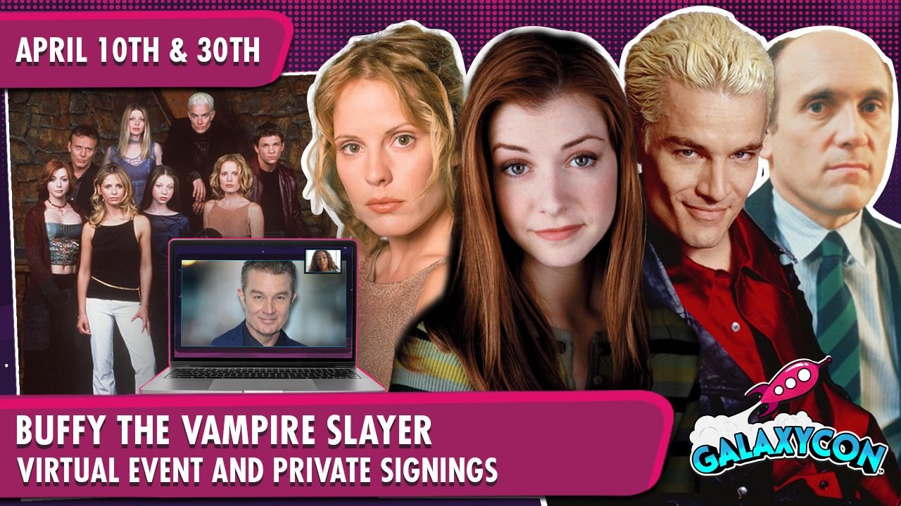Buffy the Vampire Slyer Events