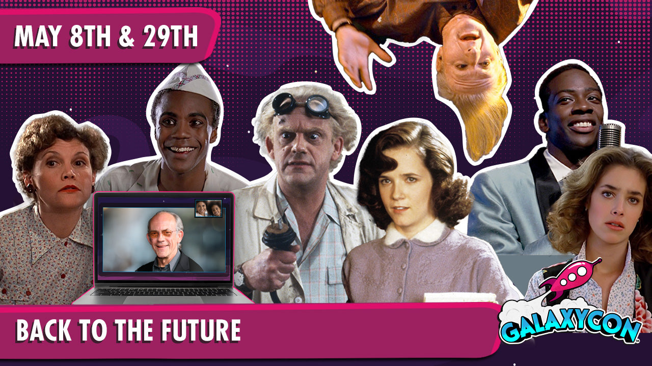 Back to the Future Events