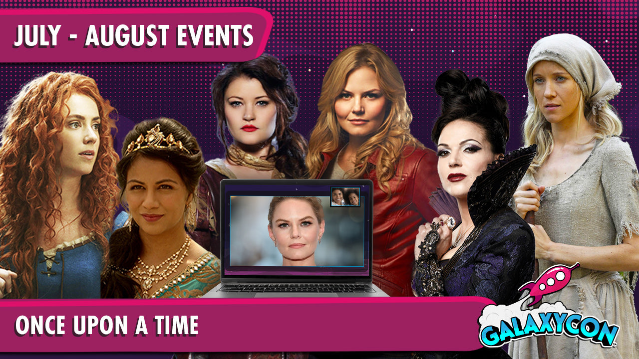 Once Upon a Time Events