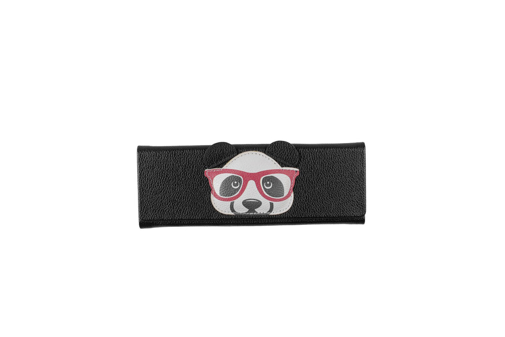 Foldable - Black with red Panda