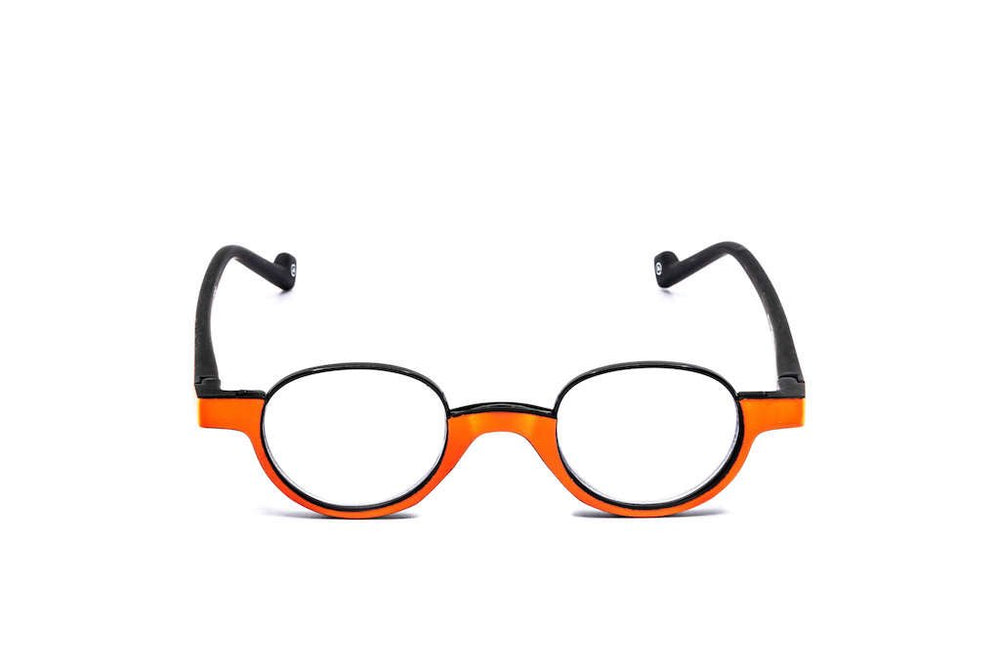 Aptica Cocktail Aperol Ready Reading Glasses Unisex Blue Light Filter Frontview
