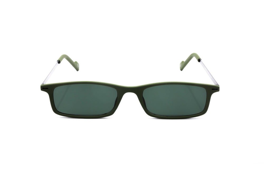 Load image into Gallery viewer, Aptica Smart Sun Sage Ready Reading Sunglasses Unisex Frontview
