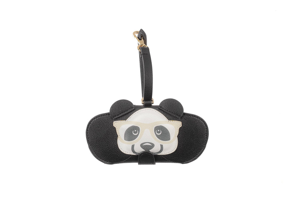 Pouch - Black with Panda