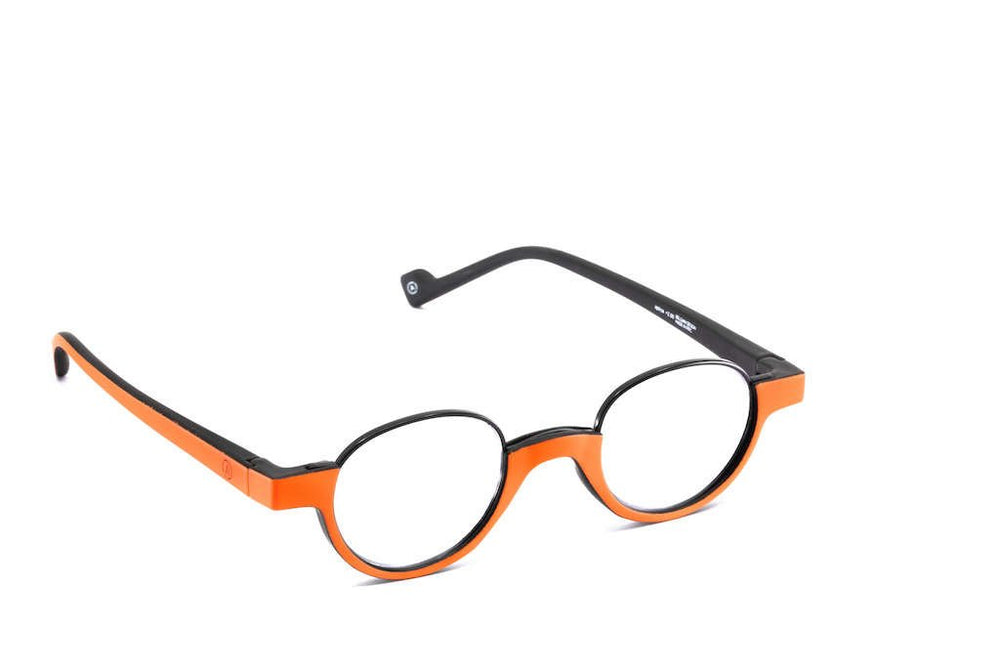 Aptica Cocktail Aperol Ready Reading Glasses Unisex Blue Light Filter Box