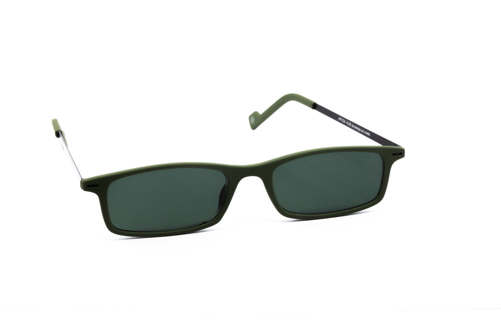 Load image into Gallery viewer, Aptica Smart Sun Sage Ready Reading Sunglasses Unisex Sideview