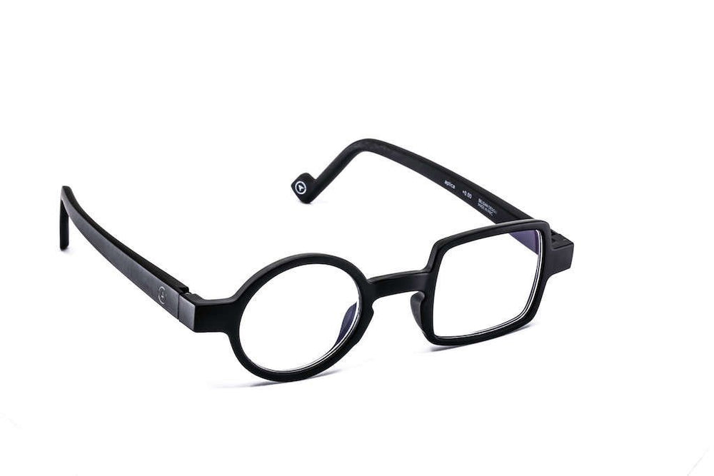 Aptica Pop Art Andy Ready Reading Glasses Unisex Blue Light Filter Box
