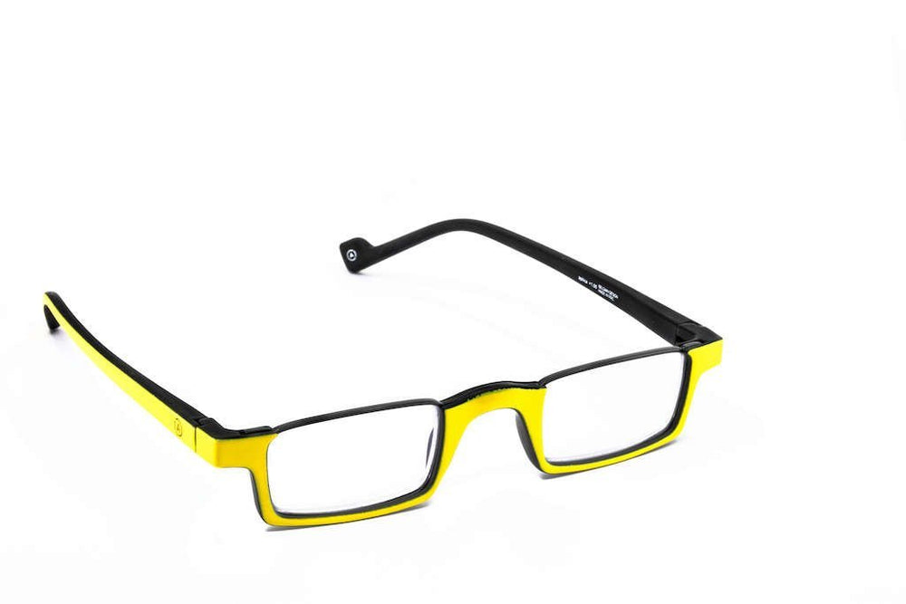 Aptica Cocktail Mimosa Ready Reading Glasses Unisex Blue Light Filter Box