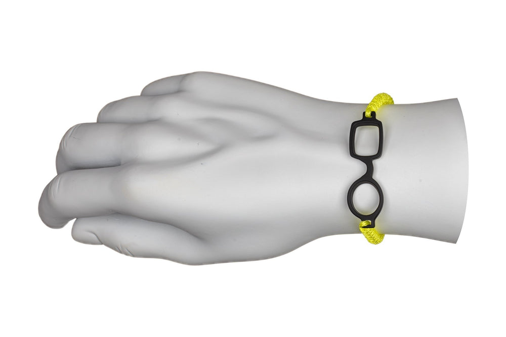 Load image into Gallery viewer, Bracelet Chameleon Yellow