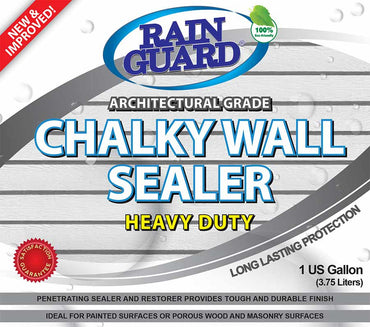 Rainguard Chalky Wall Sealer 1 Gallon