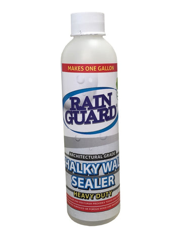 Rainguard Chalky Wall Sealer 6 Oz Eco-Pod