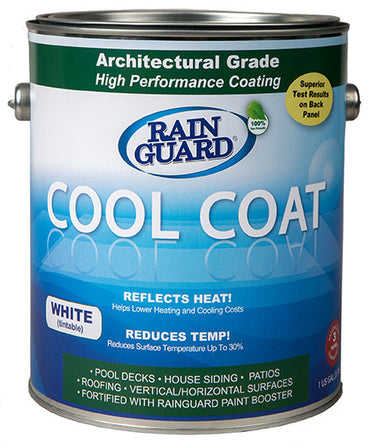 Rainguard Cool Coat with ThermDefense 250 Gallon Tote