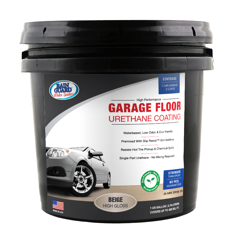 Garage Floor Urethane Coating