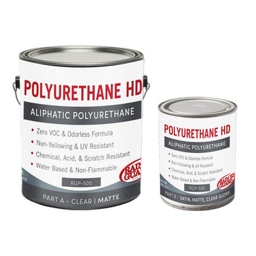 Polyurethane Heavy Duty HD Matte Finish
