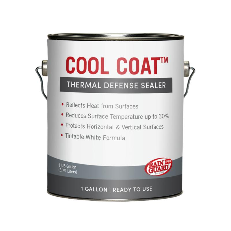 Cool Coat Thermal White Coating