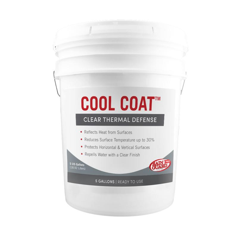 Cool Coat Thermal Clear Finish Coating