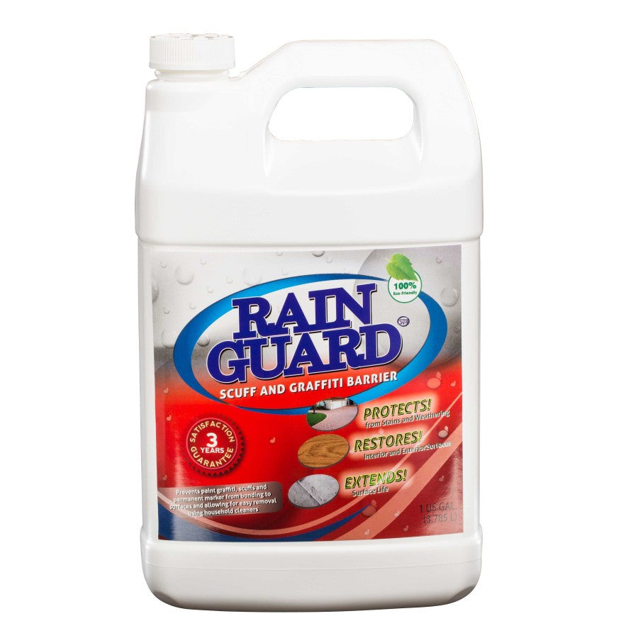 Rainguard Scuff and Graffiti Barrier 1 Gallon Refill