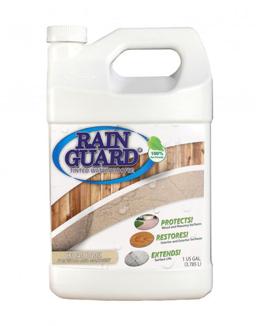Rainguard Tinted Waterproofers (Cedar Bark) 1 Gallon