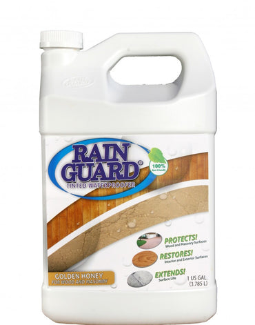 Rainguard Tinted Waterproofers (Golden Honey) 1 Gallon
