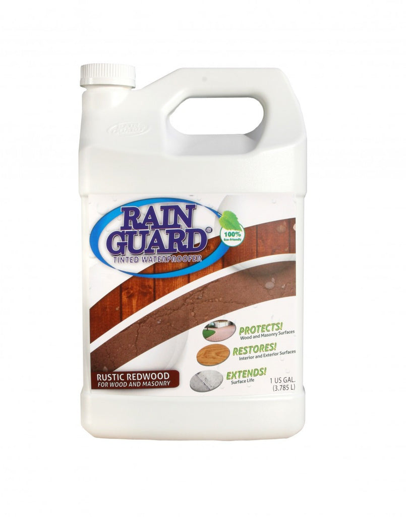 Rainguard Tinted Waterproofers (Rustic Redwood) 1 Gallon