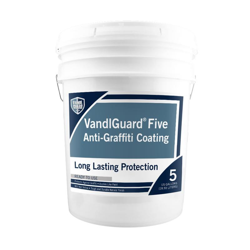 VandlGuard Five-Material & Labor Warranty