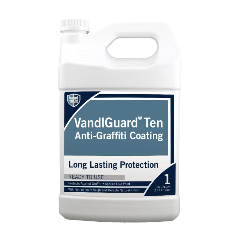 VandlGuard Zero Gloss Ten-Material & Labor Warranty