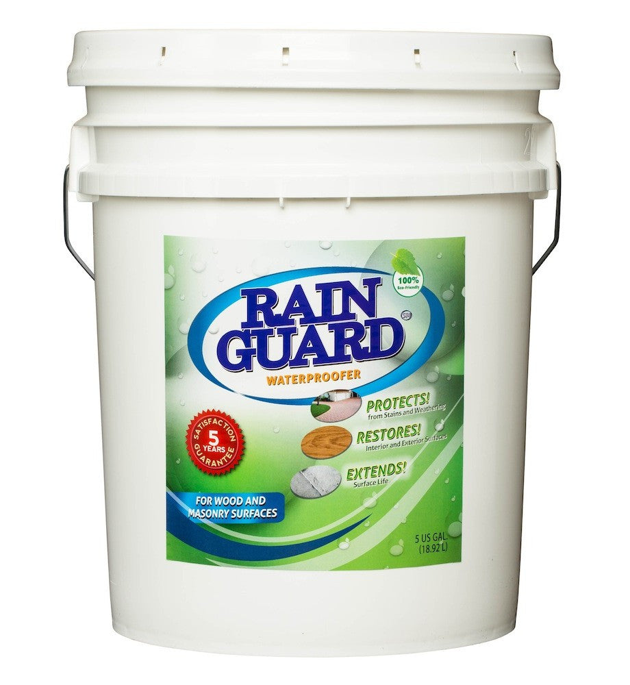 Rainguard Waterproofer Standard 7 Year 5 Gallon Pail