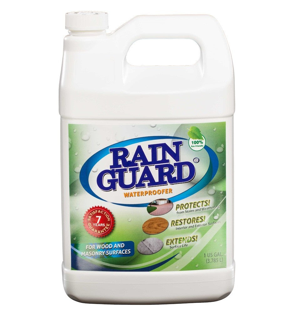 Rainguard Waterproofer Standard 7 Year 1 Gallon