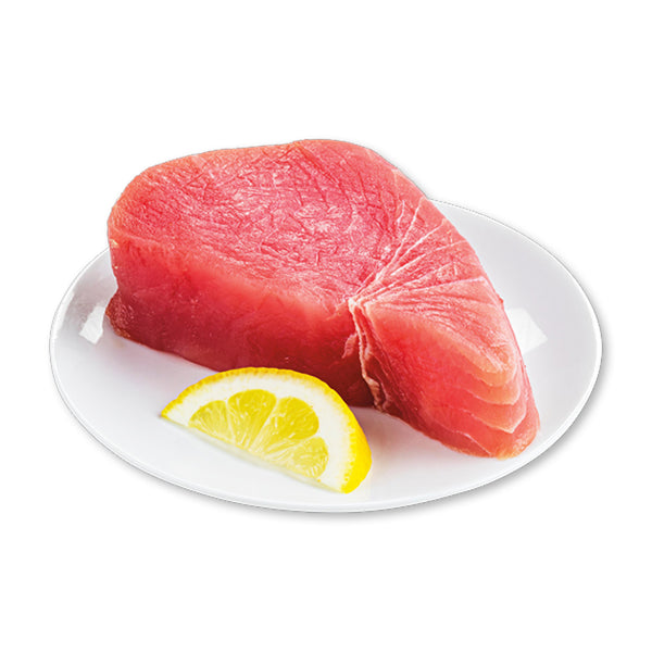 Orca Bay Frozen Wild Caught Ahi Tuna Steaks (2-4 oz ea.)