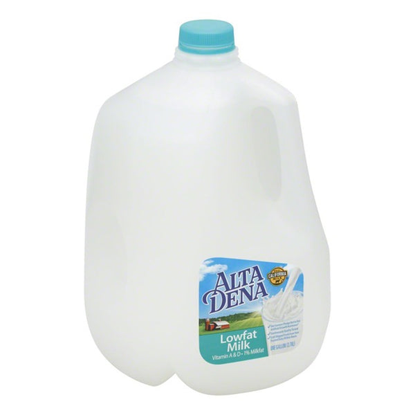 Fat Free Milk Alta Dena