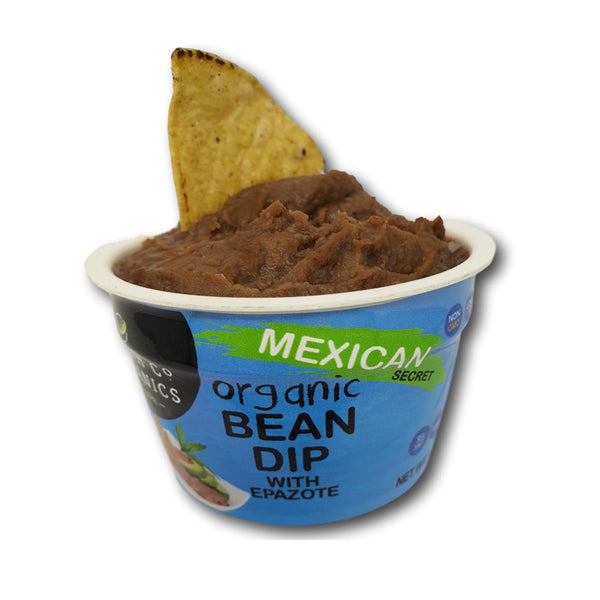 Earth Co Organics Mexican Epazote Bean Dip (11 oz)