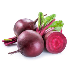 Organic Red Beets (bunch)