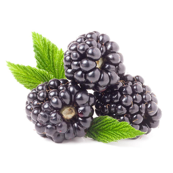 Blackberries, 6 oz (4 count)