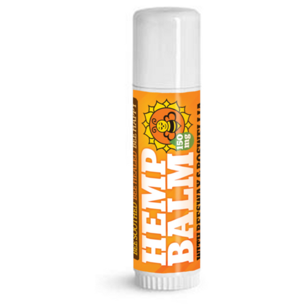 Colorado Hemp Honey Hemp Balm Boswellia & Beeswax (.5 oz)