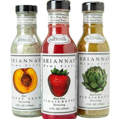 Brianna's Home Style Salad Dressings, 12 fl oz