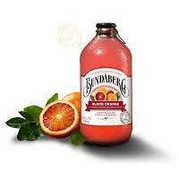 Bundaberg Blood Orange Premium Brewed Australian Soda, 12.7 oz