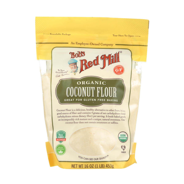 Bob's Red Mill Organic Coconut Flour Gluten Free (16 oz)
