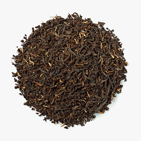 Organic English Breakfast Loose Leaf Tea, 4 oz bags