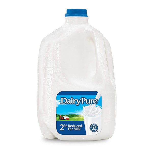 DairyPure 2% Reduced Fat Milk, 1 Gallon