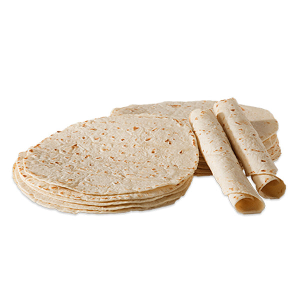 12.5 inch Flour Tortillas, 12 count