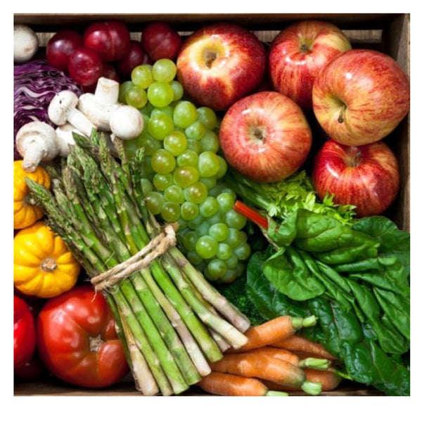 Fresh Fruit & Veggie Box (Large)