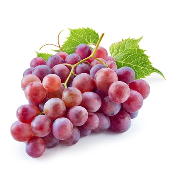 Organic Red Grapes (per lb)