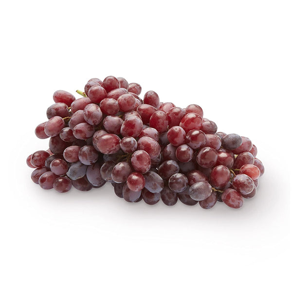 Seedless Red Grapes, Bulk (18 lbs)
